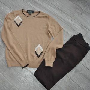 Brooks Brothers Classic Crew Neck Sweater